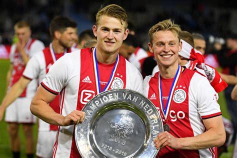 ajax voor  keer kampioen van nederland max vandaag