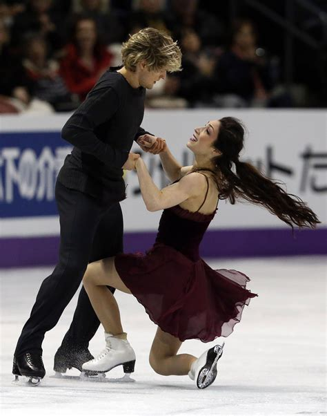 meryl davis charlie white americas ice dancing charlie white photos photos 2013 isu world figure
