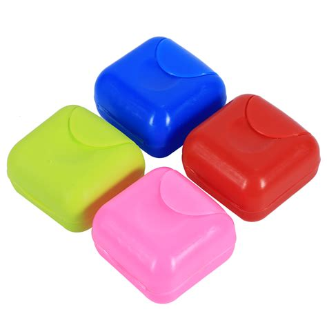 Soap Wallet small travel portable soap holder container box home outdoor hiking cing ebay