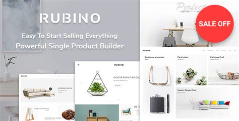 themeforest woocommerce theme free download themeforest rubino download minimal creative