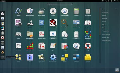 docker tutorial italiano snippet modificare dimensioni icone sul desktop di gnome