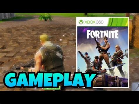 fortnite on xbox 360 fortnite xbox 360 gameplay should it happen concept