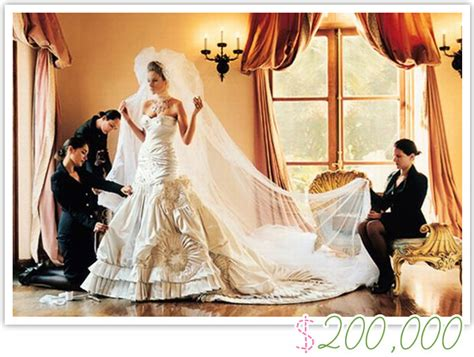Celebrity weddings   crazy spending & mad extravagance   OneFabDay.com