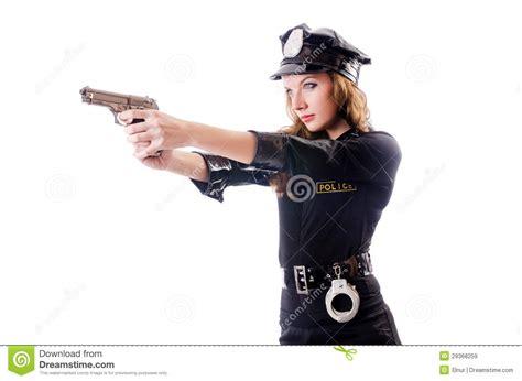imagenes libres policia polic 237 a femenina aislada im 225 genes de archivo libres de