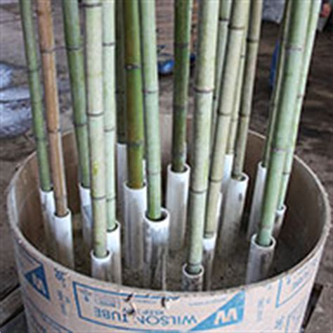 decorative bamboo canes in a wood grain planter artificial bamboo bamboo on natural canes mall silks