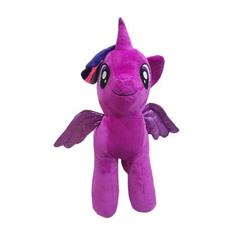 Boneka Pony Twilight Sparkle 27cm jual nicola boneka my pony twilight sparkle ungu 45cm harga kualitas
