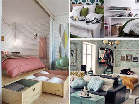 making space in small bedroom 20 tiny bedroom hacks help you make the most of your space