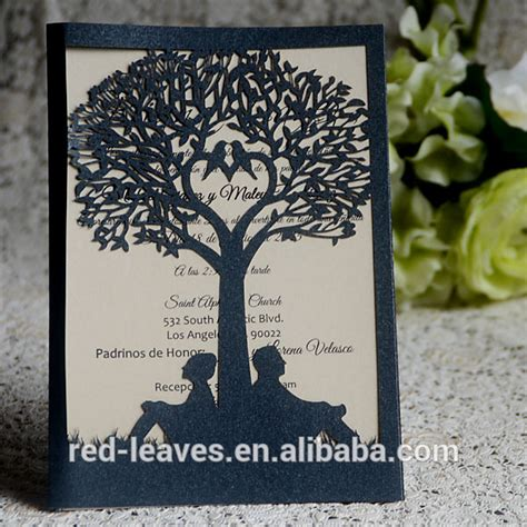 Wedding Invitations Handmade Paper by Leaves Company Indian Wedding Invitations Handmade