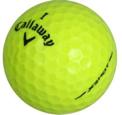 golf balls for fast swing speeds callaway x2 hot yellow 4a birdie