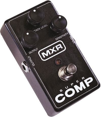 mxr m 132 comp effects database