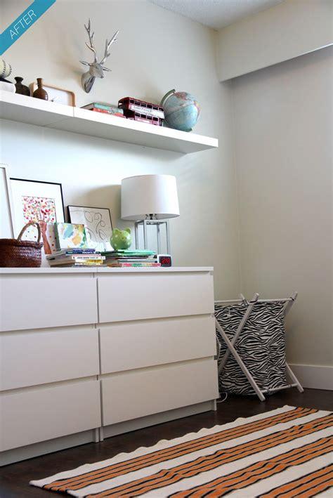 Ikea Malm Room by Ikea Malm And Lack Shelf Room Lack