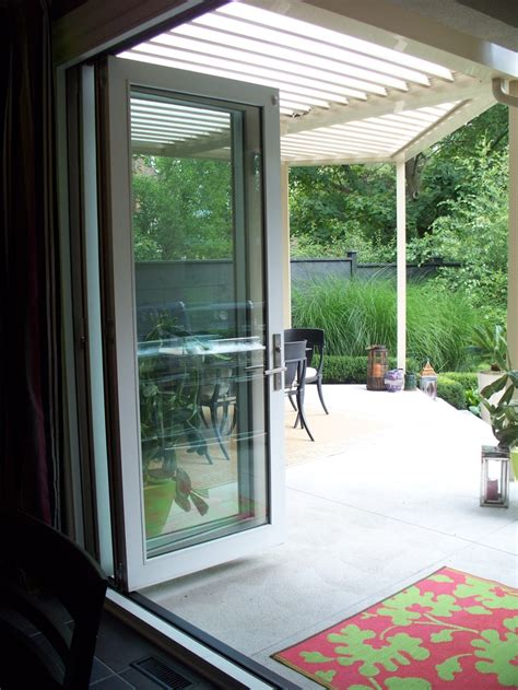 Bi Folding Patio Doors 3 Panel Bi Fold Patio Door Dining Patio And Doors