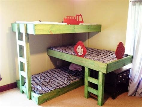 triple bunk beds for kids 12 triple bunk beds to instantly draw your attention top