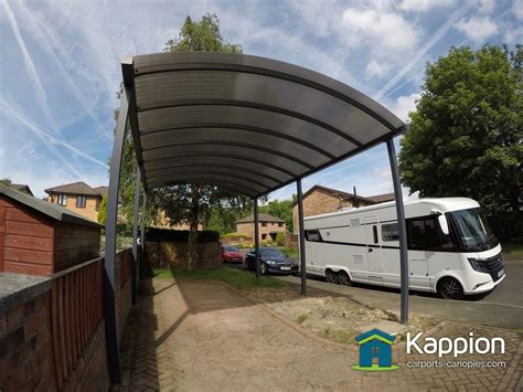 Rv Canopy Carport by Motorhome Canopy Archives Kappion Carports Canopies