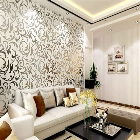 wallpapers for home interiors popular interior wallpaper designs buy cheap interior wallpaper designs lots from china interior