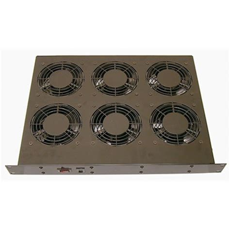 rack mount fan tray 600 cfm 115v