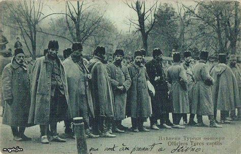 Officier Ottoman by Balkan Wars Officier Turcs Captifs Balkan Savaşı Esir