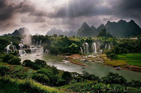 imagenes bonitas de paisajes grandes fondos de pantalla de paisajes naturales medioambiente y