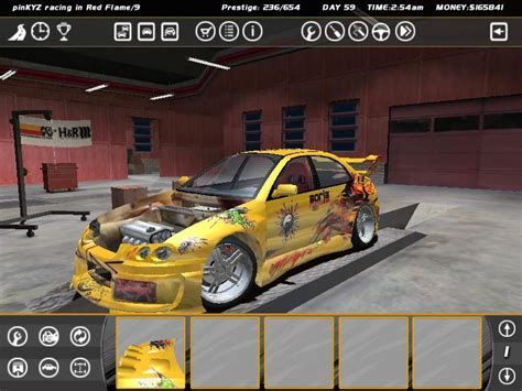 Auto Tuning Spiele by Free Racing Redline Pc