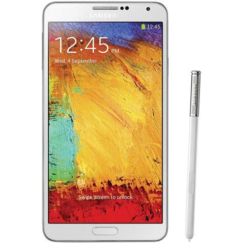 Samsung Galaxy Note 3 N9005 32gb Smartphone 10046911 by Samsung Galaxy Note 3 N9005 International 32gb N9005 White B H