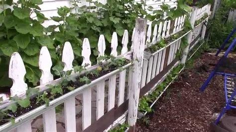 vertical gardening gutter garden qtt 7