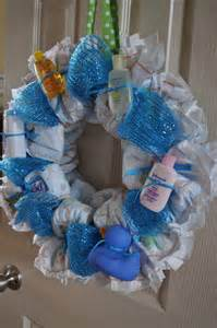 items similar to diaper wreath baby shower decoration and gift free shipping on etsy