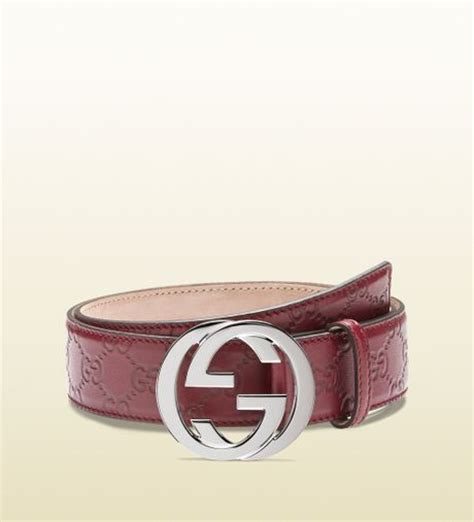 Jual Belt Gucci Guccisima G Buckle With Web Mirror Quality 7 gucci guccissima leather belt with interlocking g buckle