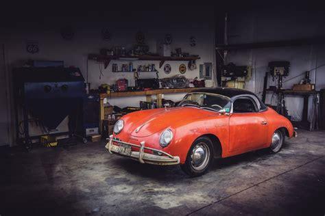 porsche 356 cabriolet barn find 1957 porsche 356 speedster