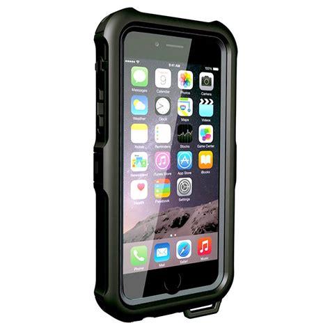 armor x waterproof iphone 6 6s plus generation 2 black coast water sports