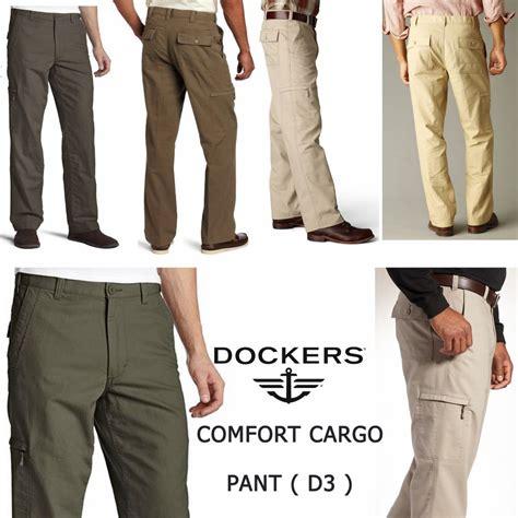 dockers d3 comfort cargo dockers comfort cargo pant d3 classic fit coolgens