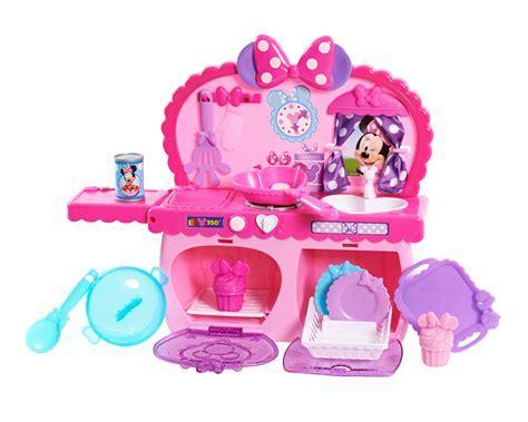 Disney Minnie's Bowtastic Kitchen Playset