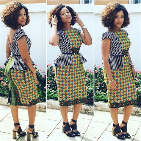 latest simple ankara styles nigerian ankara fashion style simple and creative ankara