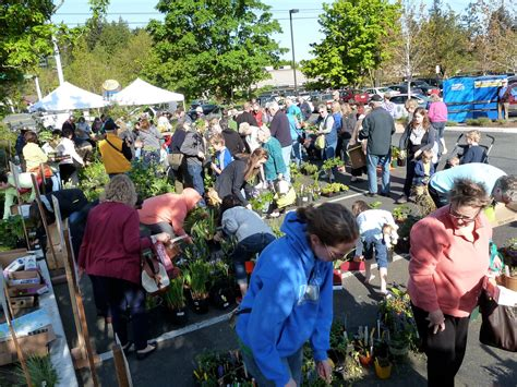 Superb Edmonds United Methodist Church #8: Plant-sale-crowd-1.jpg