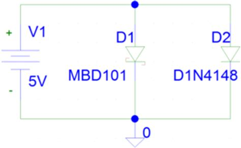 diode mathematical function diode n4148 28 images led characteristics and colours radio electronics diode 1n4148