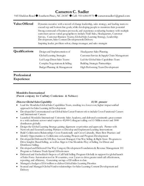 Cs Resume by Cs Resume 12 5 2016