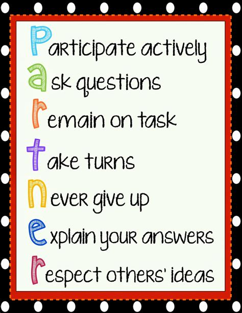 printable classroom poster free classroom posters for teachers across all grade