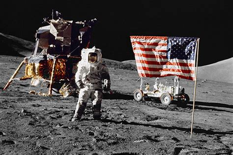 Moon Conspiracy Essay by Moon Landing Claims Nasa Admitted 1969 Mission Is Not Possible Daily