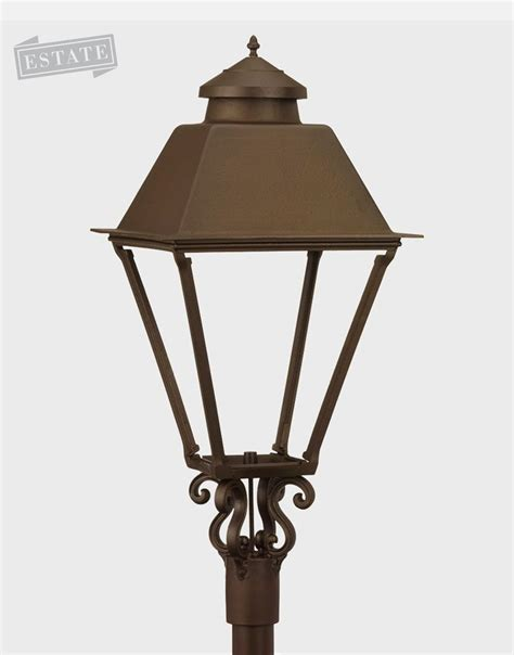 Gas Outdoor Lighting Fixtures Commercial Cast Aluminum Gaslite Outdoor Gas Yard L Lighting Fixtures Easy Living Home Systems