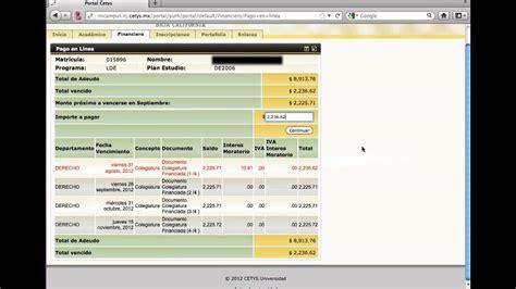 formato mltiple de pago youtube tutorial para pago de colegiatura youtube