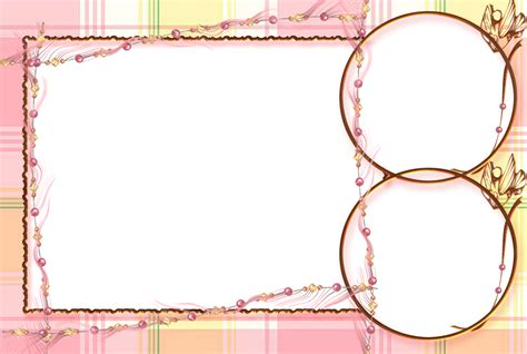 wedding png templates 3 best images of photoshop frame templates free