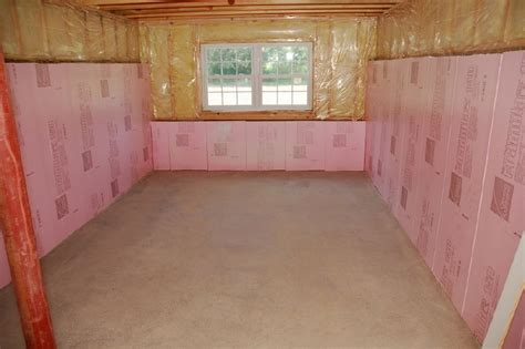 rigid foam insulation for basement walls insulating basement walls with foam board spillo caves