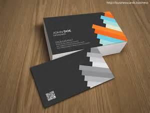 3d card templates free professional 3d business card template for photoshop