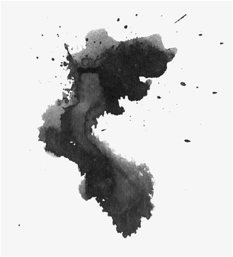 ink brush brush clipart pomo ink png image  clipart