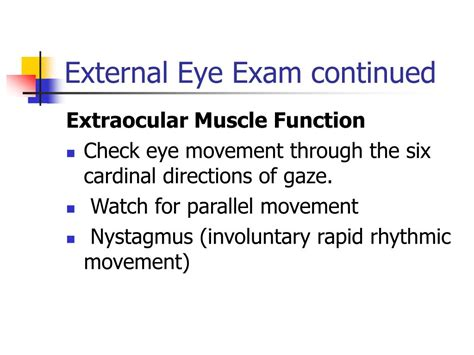 ppt eye and ear assessment powerpoint presentation id 399314 ppt eye and ear assessment powerpoint presentation id 399314
