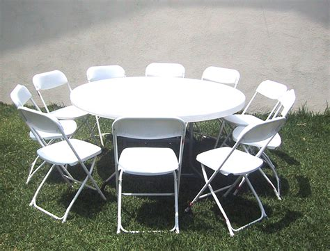folding table and chairs rental edmonton table and chair rentals the finest in the