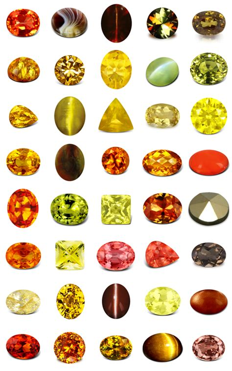 gemstone colors colors of gemstones all about gemstones at juwelo