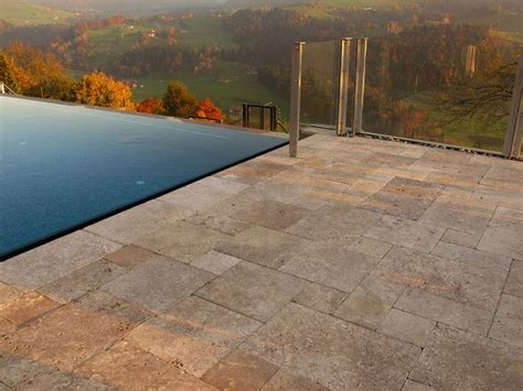 Balkon Steinplatten Verlegen by Die Besten 25 Steinplatten Terrasse Ideen Auf