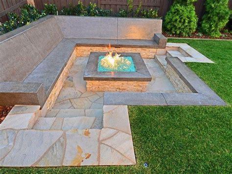 sunken backyard fire pit square glass sunken fire pit sunken fire pits
