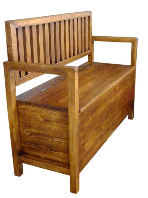 decon bench deacon bench with storage woodworking projects plans