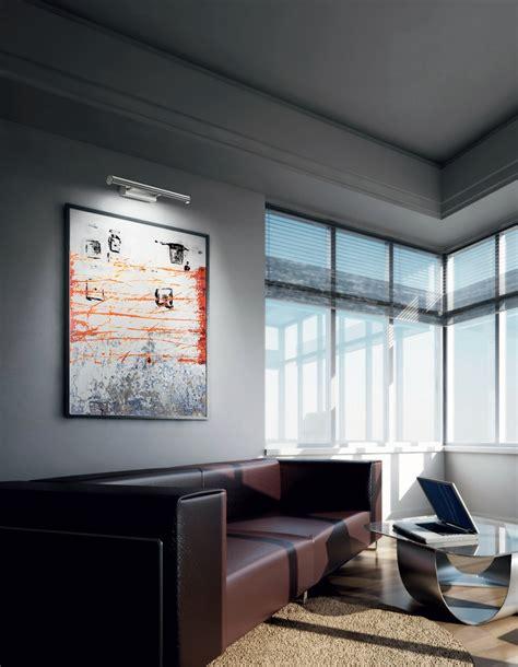 faretti per illuminare quadri casa moderna roma italy illuminazione quadri led